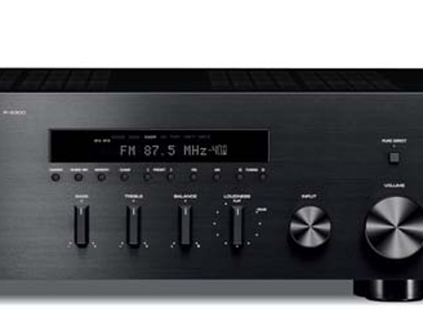 Yamaha R-S300 Receiver (New open box)
