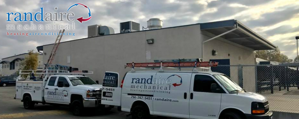 Rand Aire Mechanical Contractors Inc