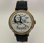 Часы Слава (Петр 1) - позолоченные, механические
