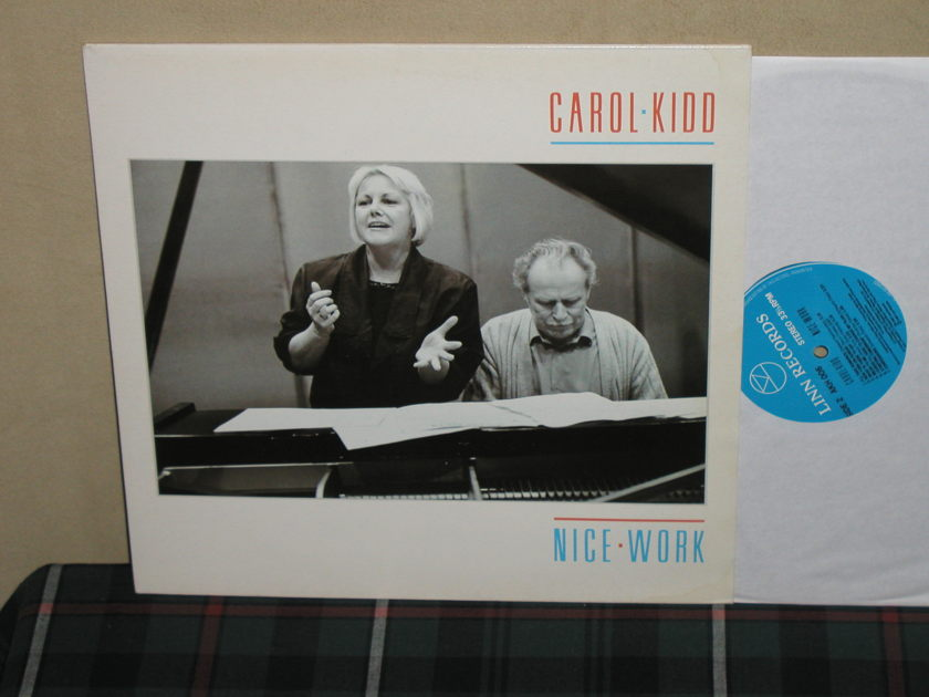 Carole Kidd    Nice Work - UK Import Linn AKH 006