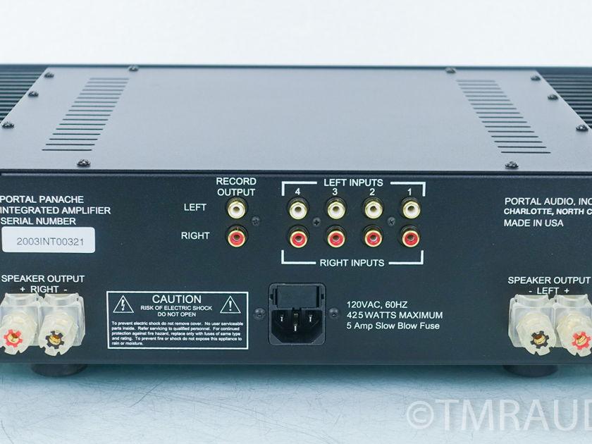 Portal Audio   Panache Integrated Amplifer (8888)