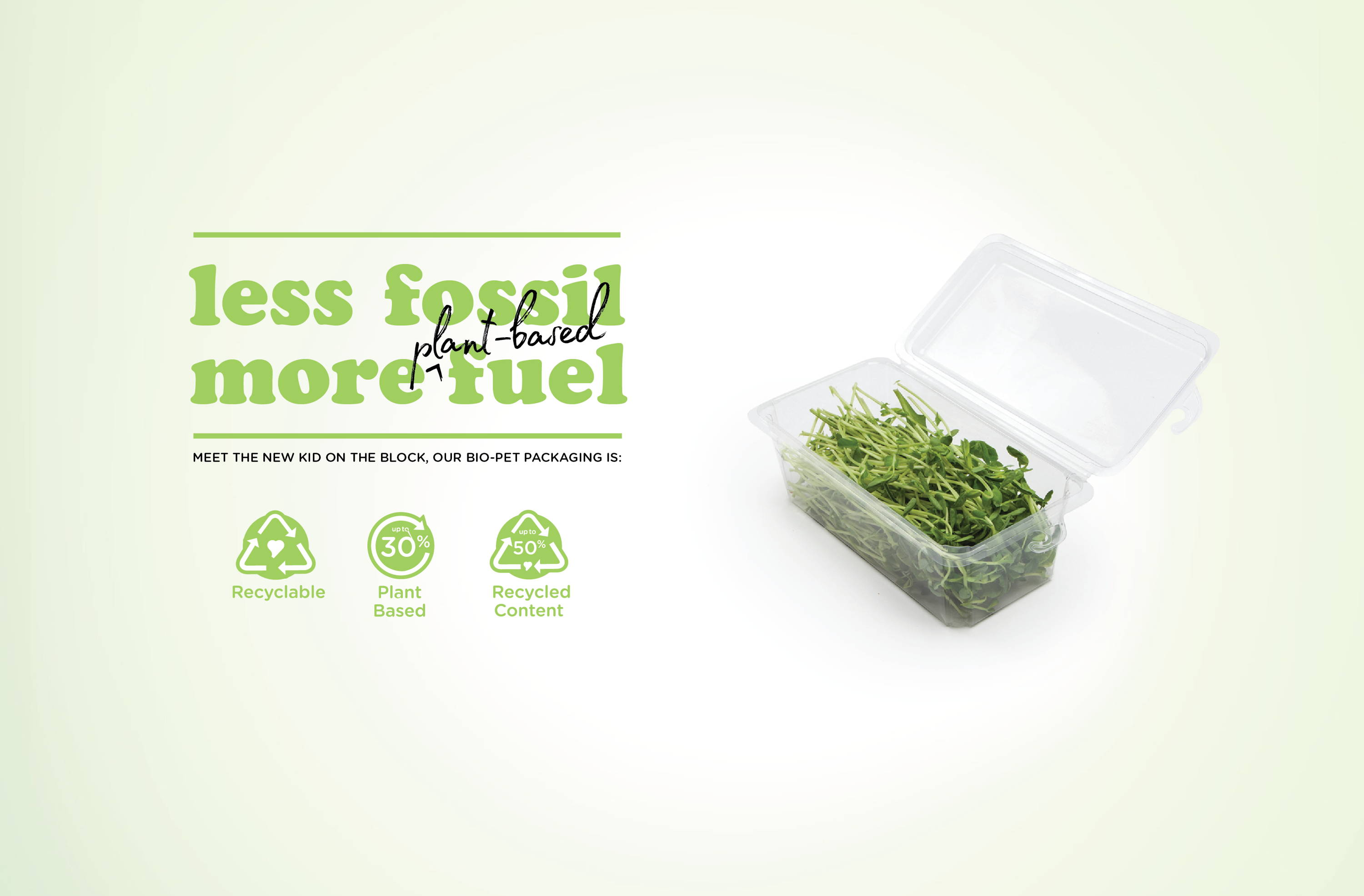 sustainable packaging materials