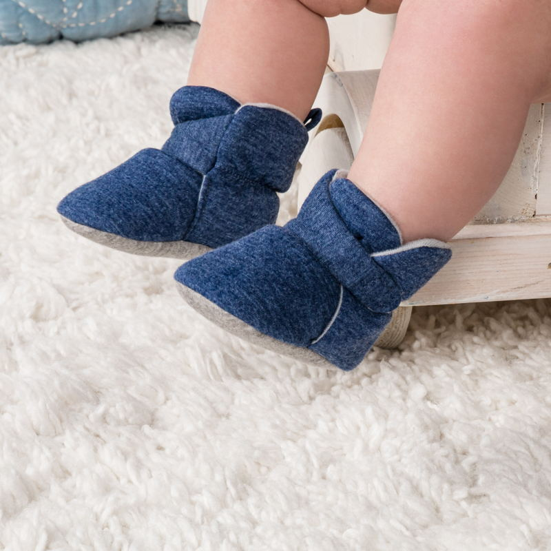 infant boy slippers