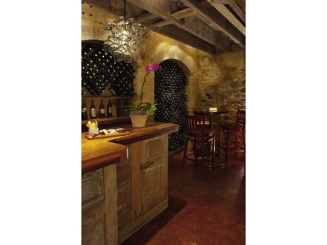 Private Party for 26 in the Lambertville Station Wine Cellar