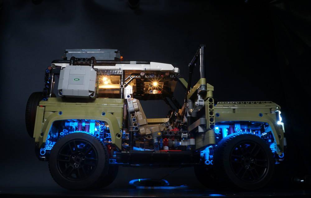 LEGO Land Rover Defender 42110 Light Kit