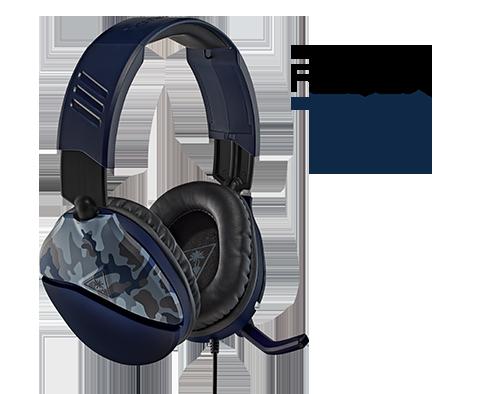 recon 70 camo blau