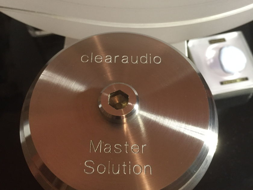 Clearaudio  Master Solution AMG