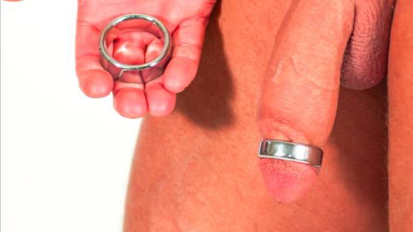Get rid of cock rings