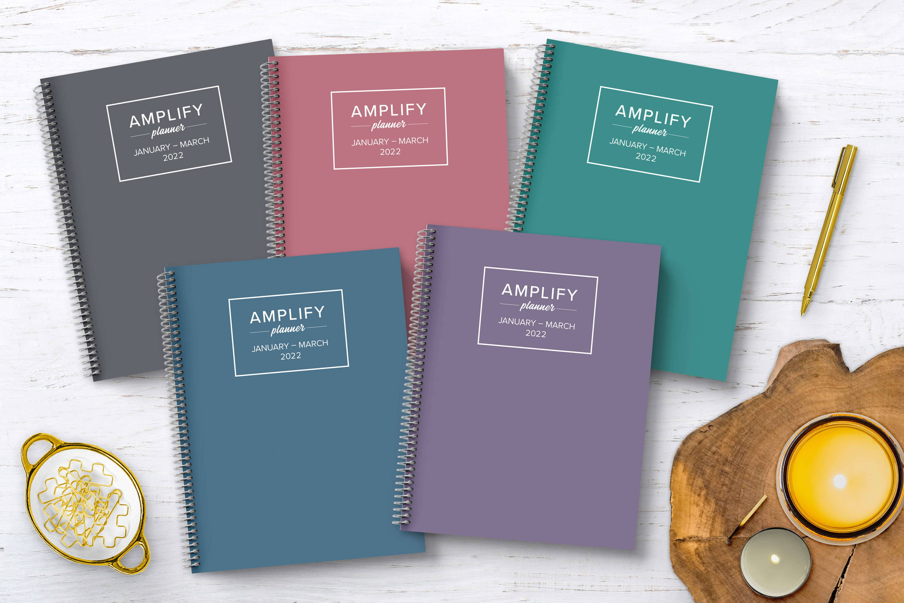 2022 amplify planners