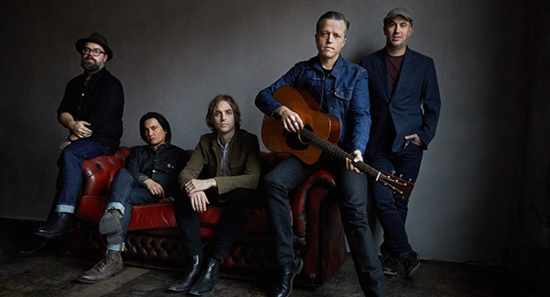 Jason Isbell and The 400 Unit with Turnpike Troubadours