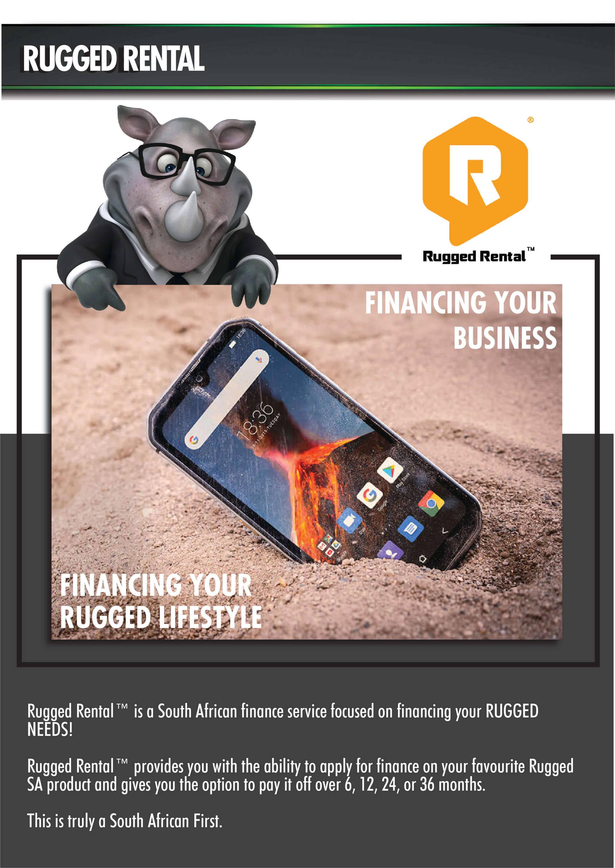 Rugged SA About us