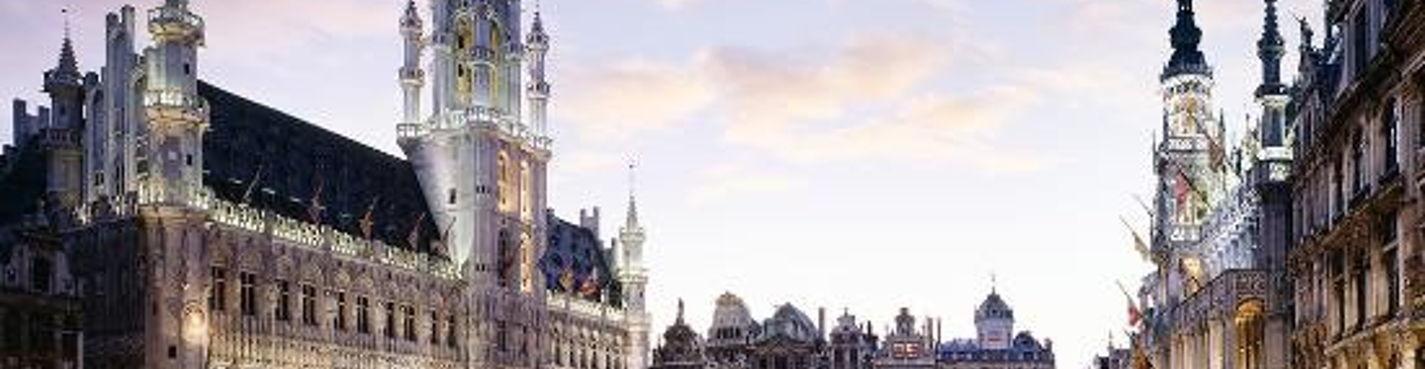 Брюссель, столица древнего Брабанта
