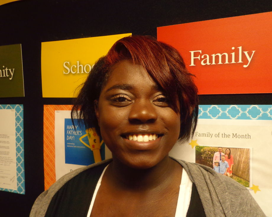 Kianna Mitchell , Early Preschool Teacher