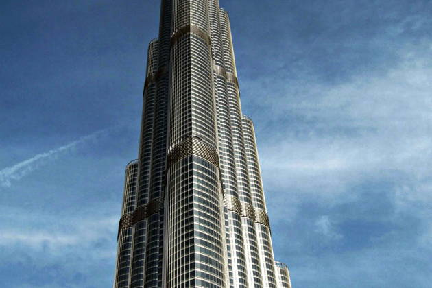 Без очереди: Бурдж-Халифа в Дубае, билет на смотровую площадку