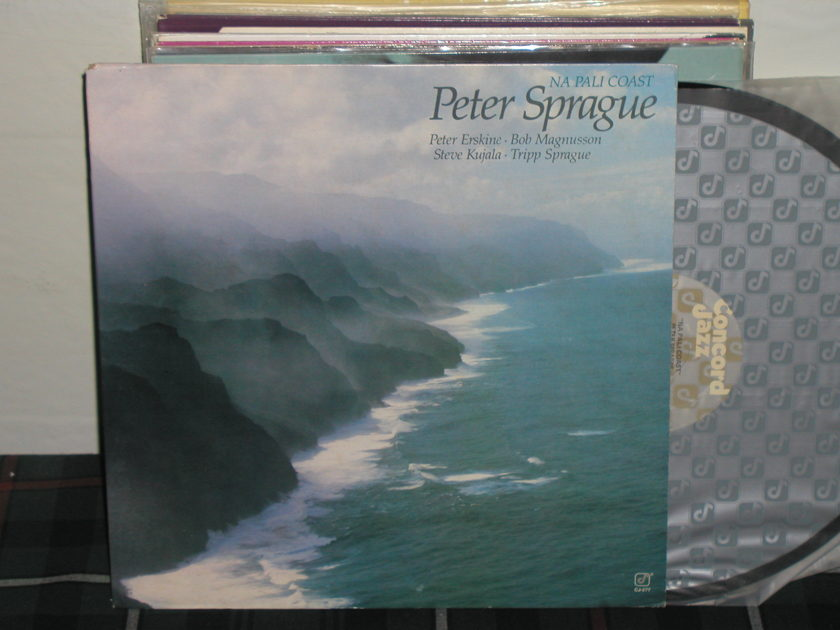 Peter Sprague - Na Pali Coast Concord cj-277
