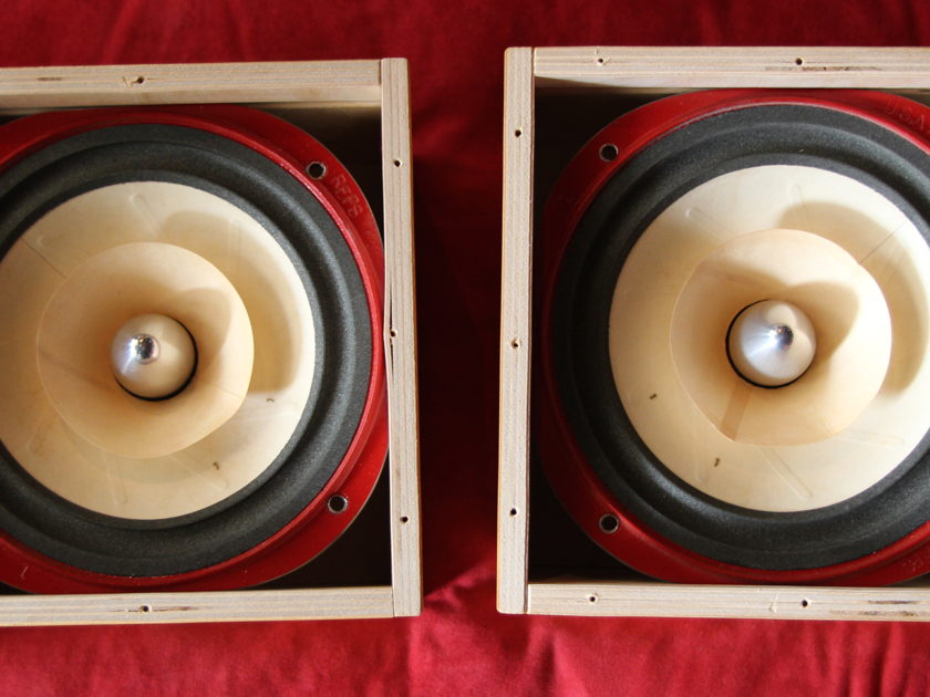 RL Acoustique Reps R-1 8-inch Full Range Drivers !
