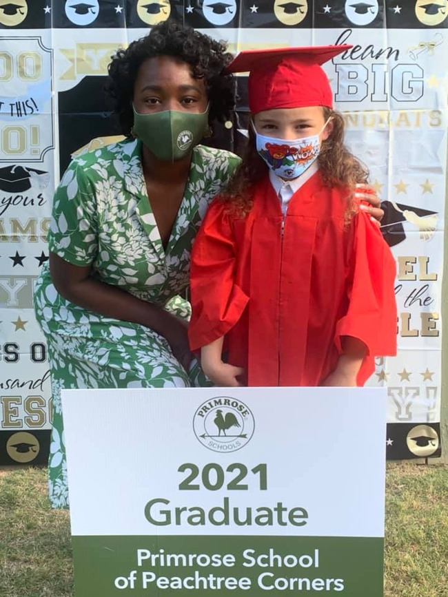 Congratulation Class of 2021!