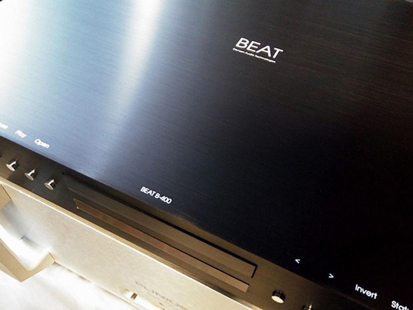 Densen Audio BEAT 400-C CD Player NEW IN BOX (Finish): Black