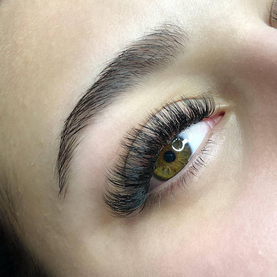 kitten claws parlour eyelash extensions