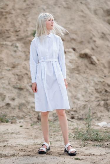 Платье с карманами SNEG