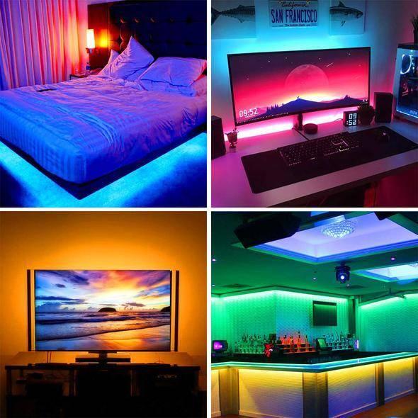 LED Lights strip for home