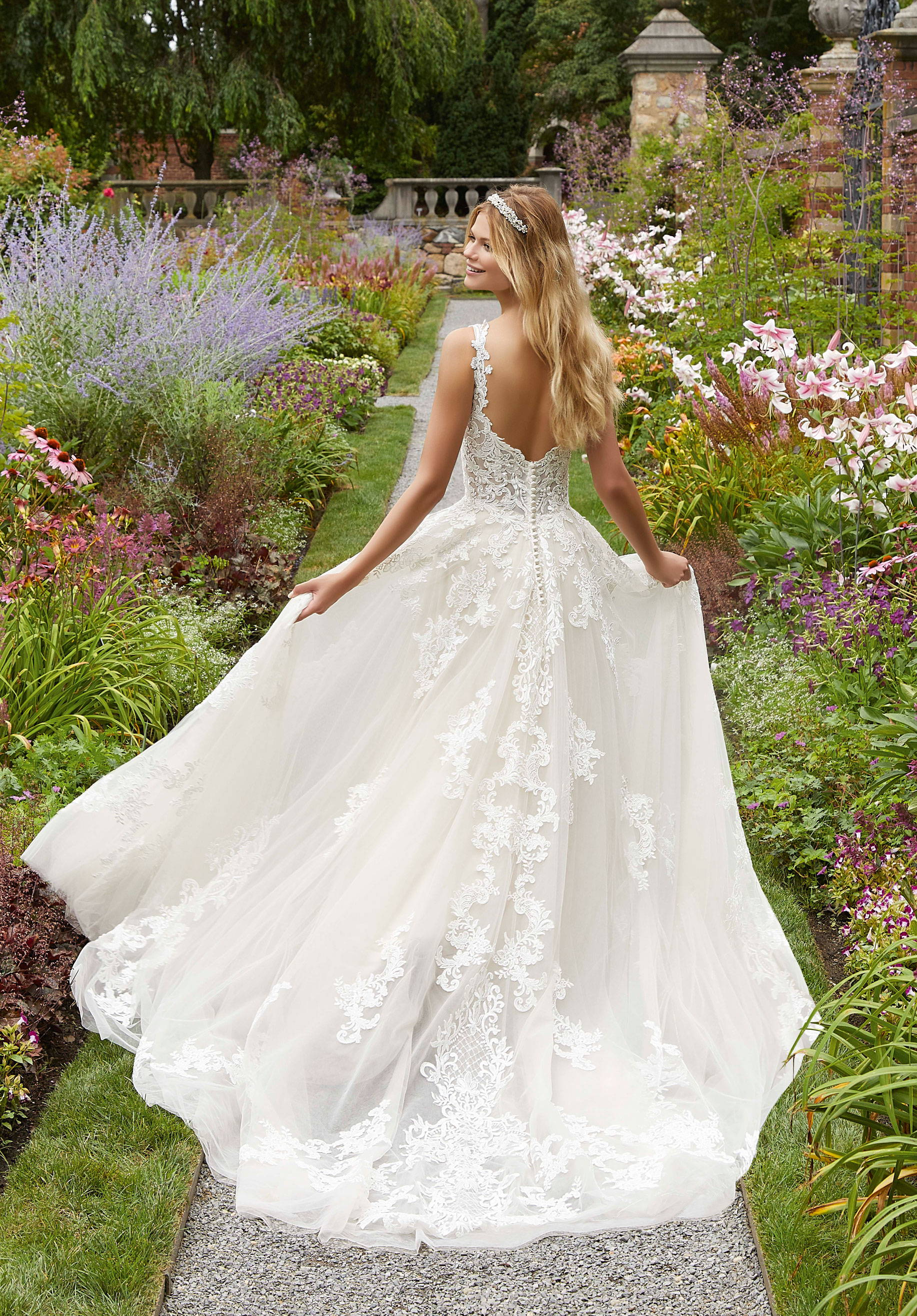 MORI LEE  WEDDING DRESS 2020