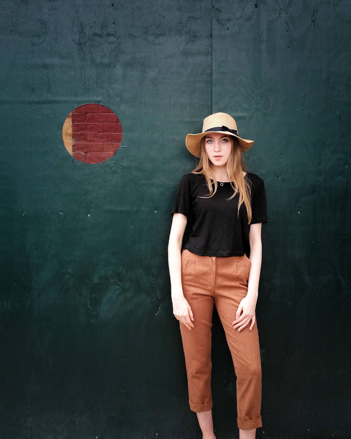 EVOLUTIONMINE hemp and bamboo Womenswear from Stemp