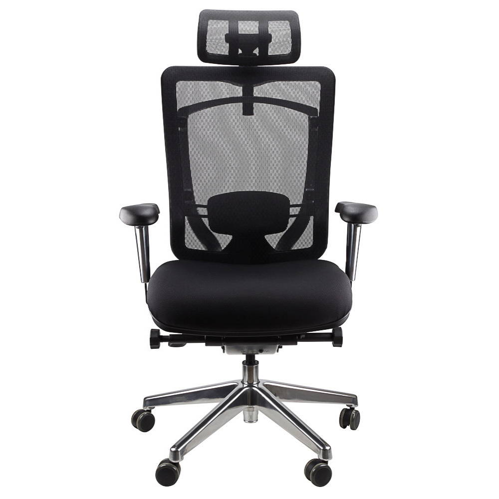 Nicholas Mesh Executive office chair for lower back pain