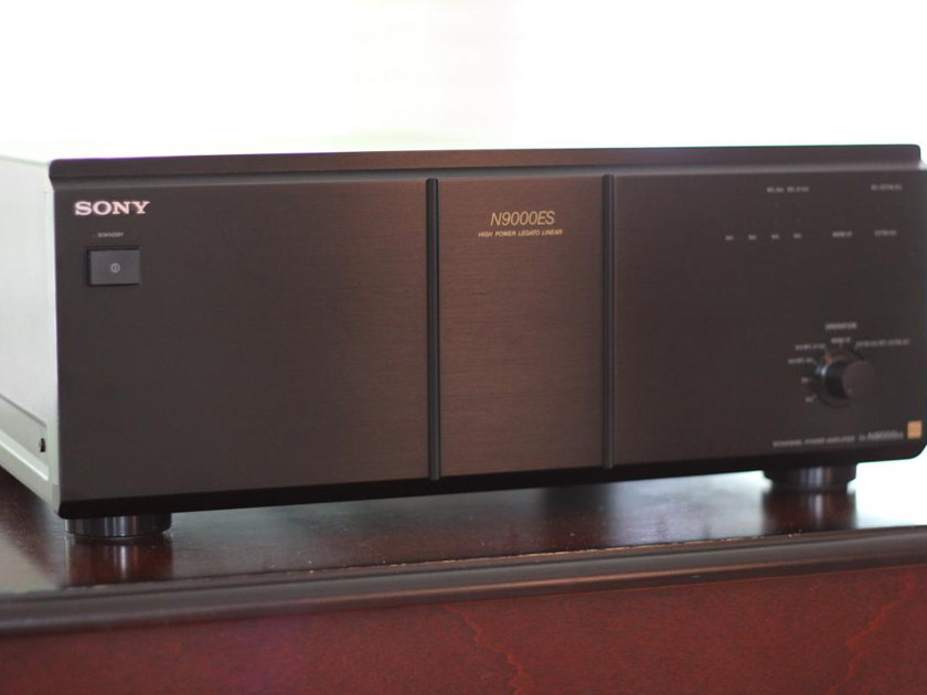 Sony TA-N9000ES 5 Channel Power Amp