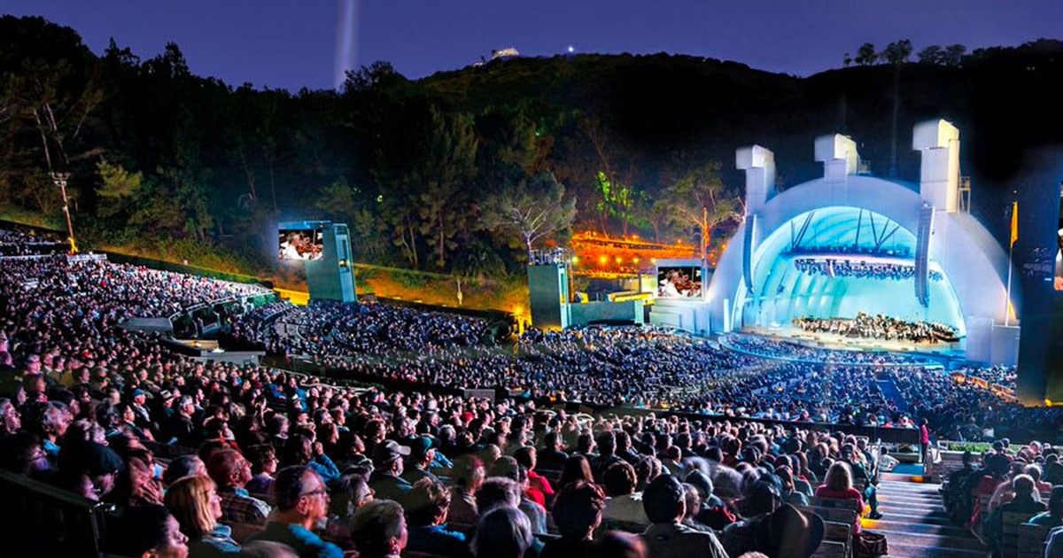 Hollywood Bowl Concerts >> Concerts And Events Hollywood Bowl