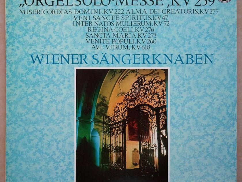 Philips/The Vienna Boys' Choir/Mozart - Organ solo Mass / NM
