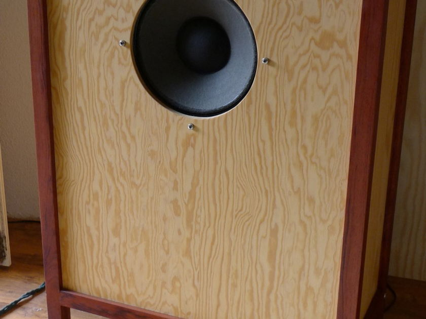 "Tannoy 12"" Monitor Gold Open Baffles"