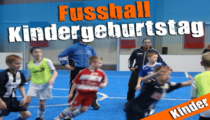 indoor fussball kids