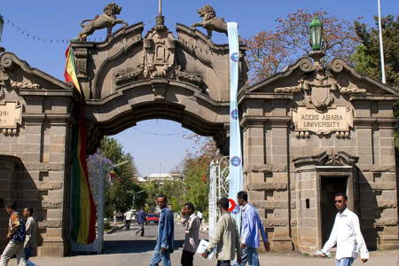 Addis Ababa History Walking Tour