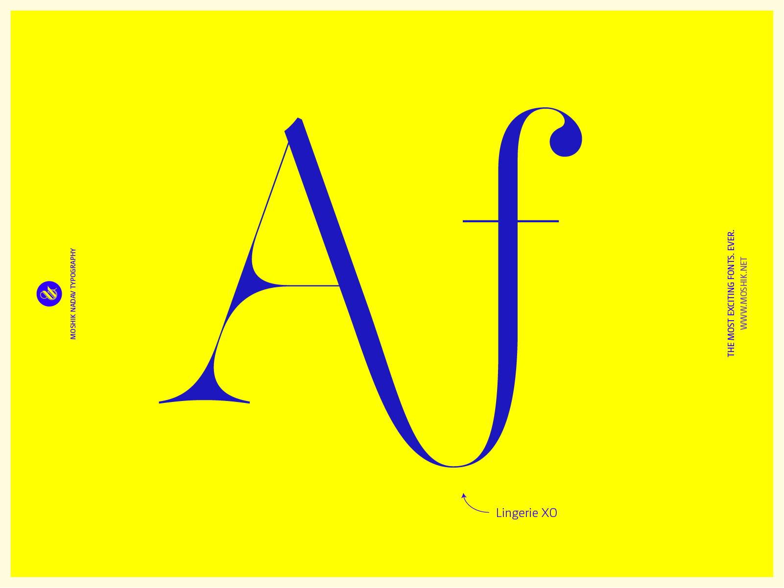af ligature, af, Lingerie XO Typeface, fashion fonts, fashion typography, vogue fonts, must have fonts for fashion, best fonts 2021, must have fonts 2021, Fashion logos, vogue fonts, fashion magazine fonts, sexy logos, sexy fashion logo, fashion ligatures, XO