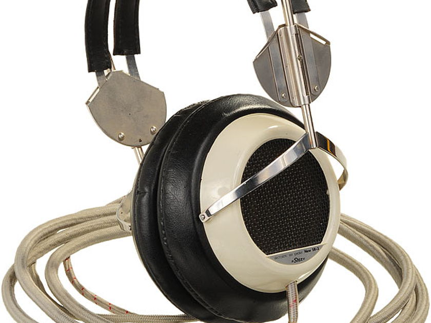 STAX Headphones SR 3 - TWO PAIRS + SRD5 lowest price ever,trades, free layaway