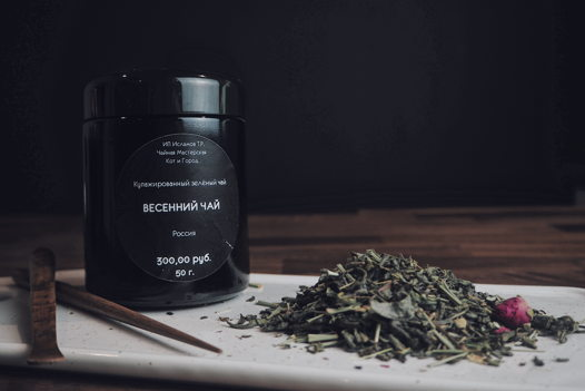 «Весенний» / Травяной чай