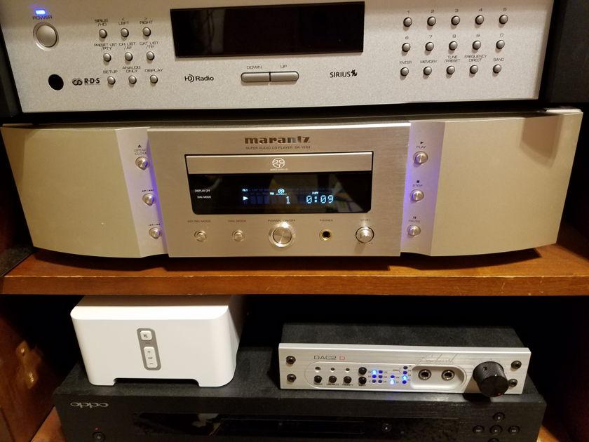 Marantz SA-15s2 SACD / CD Player