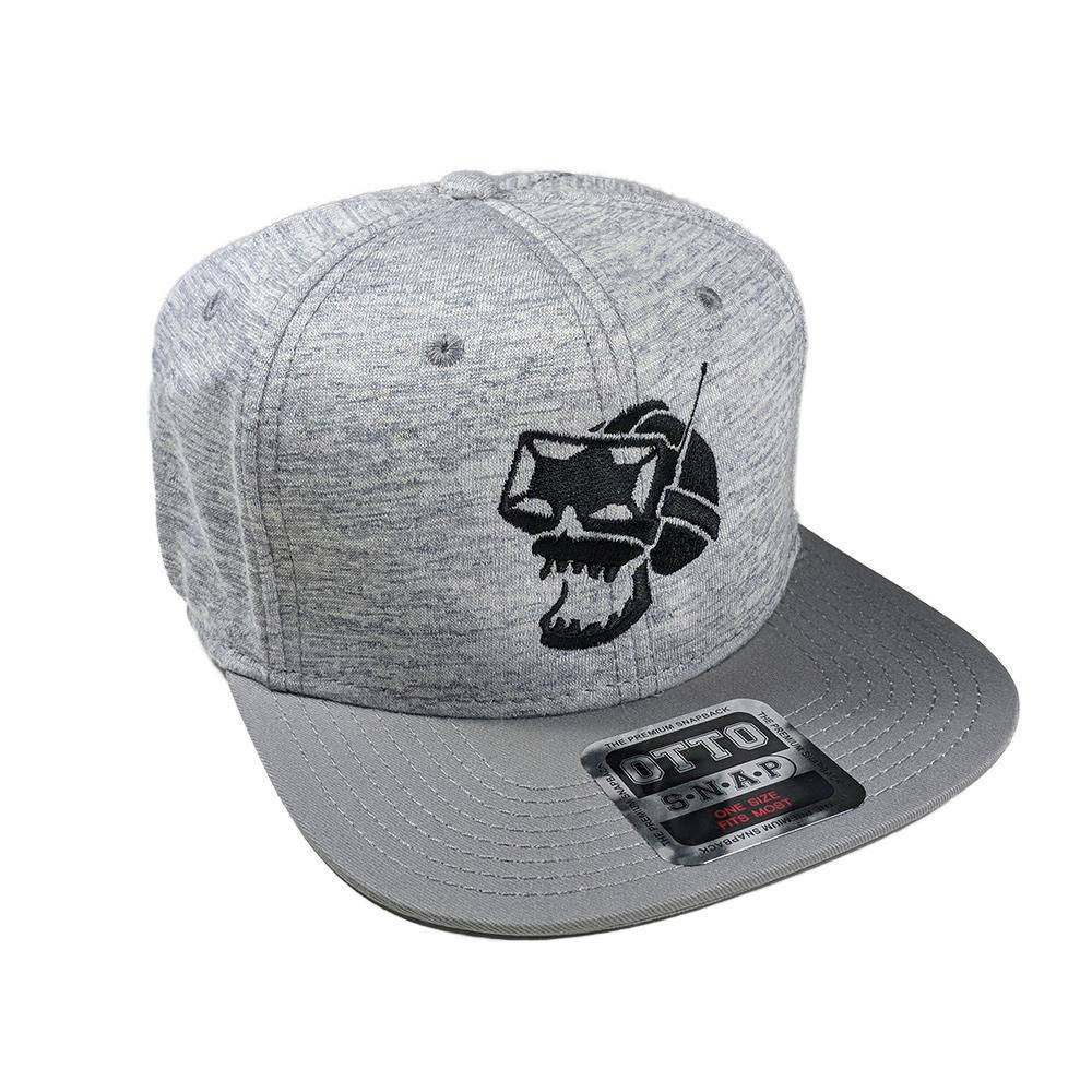 Embroidered high quality flat-brimhats