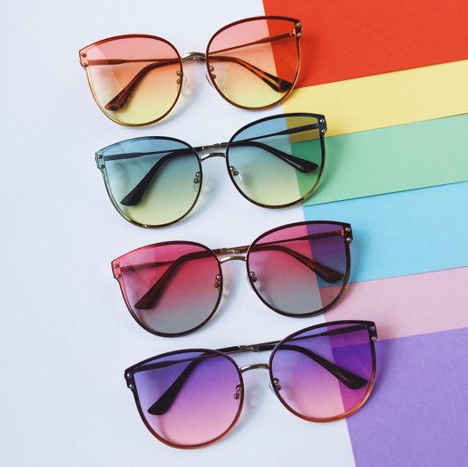 """Солнцезащитные очки """"Бабочки"""""""