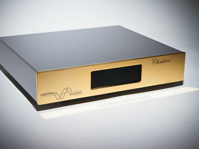 Merrill Audio Advanced Technology Labs, LLC VOTE FOR Christine
