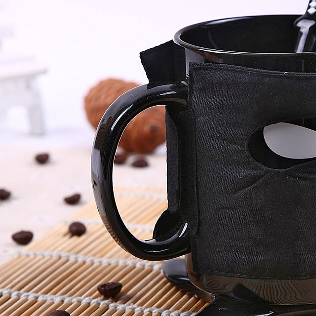 Naru™ - The Stealthy Ninja Mug - The Fancy and Dandy Store