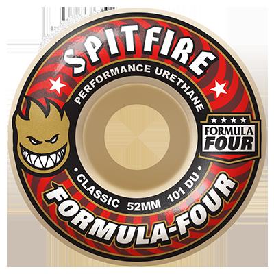 Spitfire Wheels Formula Four ruota da skate