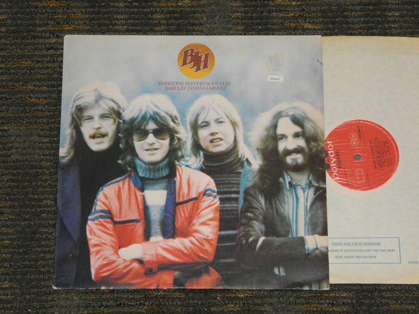 "Barclay James Harvest - ""Everyone Is Everybody Else"" UK Import Polydor Super 2383 286"
