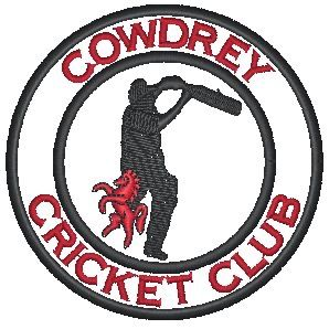 Cowdrey Cricket Club Logo