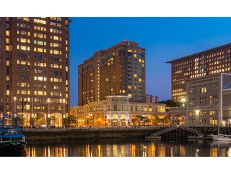 Weekend Away in Beautiful Boston