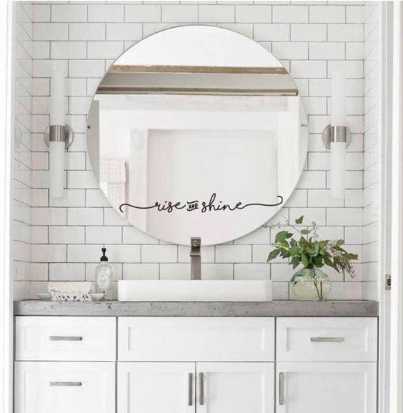 Modern Bathroom Shaker Vanities