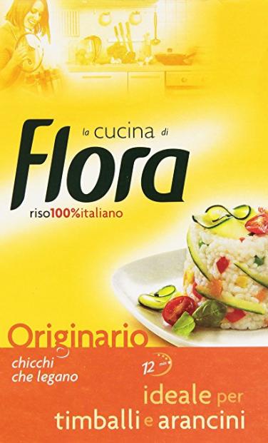 Riso Flora Per arancini