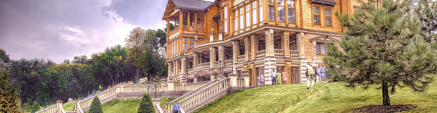 Межигорье: президентская резиденция или древний монастырь