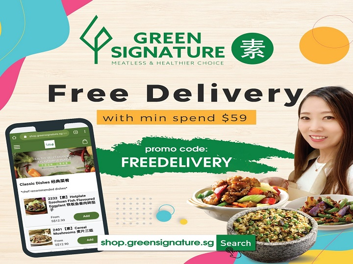 Enjoy Free Delivery with Min. $59 Spend!